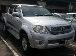 Picture 2010 Toyota Hilux 2.5G(M) full spec