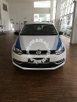 Picture Limited edition volkswagen polo trophy 1.6 (a)