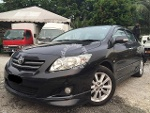 Picture 2010 Toyota Altis 1.8g (a) high spec tip top - 10