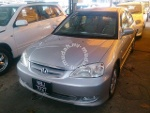 Picture 2003 Honda Civic (A) 1.7 Like New