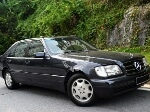Picture 1996 Mercedes Benz S320L W140 (A)