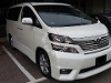 Picture 2010 Toyota Vellfire 3.5 (a)