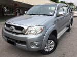 Picture 2012 Toyota Hilux 2.5 (a) 1 owner full service- 12