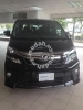 Picture 2013 Toyota Vellfire 2.4 (a)