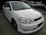 Picture 2001 toyota altis 1.8g (a) TRD Sport Bodykit...