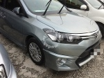 Picture 2010 2013 New Model Toyota Vios 1.5g car king