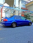 Picture Honda Civic (M) EK 4 doors EK99 VIRS