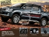 Picture 2014 Toyota Hilux 2.5g at / mt