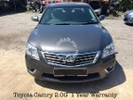 Picture 2010 Toyota Camry 2.0 (a) G One Carefull Owner