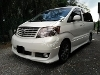 Picture 2004 Toyota Alphard 2.4 (a) as spec