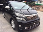 Picture 2012 Toyota Vellfire 2.4 Z-Edition Facelift 8...