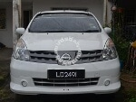 Picture 2010 Nissan Livina 1.6 (a)