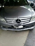 Picture 2008 Mercedes Benz AMG C200 1.8 (a)