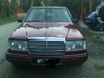 Picture 1991 Mercedes Benz 230E 2.2 (a)