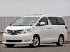 Picture 2011 Toyota Alphard 3.5 gl - sunroof, home theater