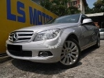 Picture 2008 Mercedes Benz C200 1.8 (a) C200K CKD Like New