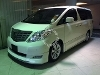 Picture 2011 Toyota Alphard 3.5gl the highest spec is gl