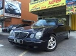 Picture 2004 Mercedes Benz E240 2.4 (a)