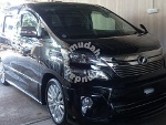 Picture 2013 Toyota Vellfire 2.4 Z Wald Edition new...