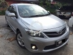 Picture 2012 Toyota Altis 2.0 v (a) dual vvti new facelift