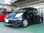 Picture Used Toyota Vitz SCP90 2007 For Sale In Japan