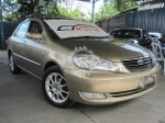 Picture Toyota Altis 1.8 g (a) facelift, one owner