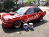 Picture 1988 Toyota Corolla AE92 EE90 4AGE 20v Blacktop