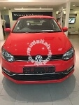 Picture 2015 Volkswagen Polo Hatchback GP