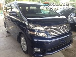Picture 2010 toyota vellfire 2.4 z home therter