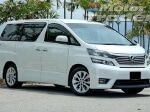Picture 2009 Toyota Vellfire used car for sale in Kedah...