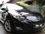 Picture Mazda 3 2.0 (a) ful spec leather seat gps like new