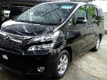 Picture 2012 Toyota Vellfire 2.4 X Package 2012 Unregister