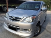 Picture Toyota Avanza 1.5(A) g spec lady owner like new