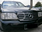 Picture 1993 Mercedes Benz S280 (A) w140 model tip top