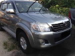 Picture 2011 Toyota Hilux (M) 4WD G-spec