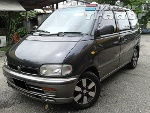 Picture 1997 nissan serena 2.0