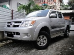 Picture 2008 toyota hilux double cab 2.5g (at)