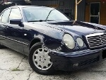Picture 2000 Mercedes Benz W210 (A) Nakamichi sound sys