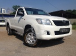 Picture 2012 Toyota Hilux 2.5 (m) new face-lif single...