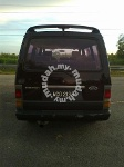 Picture 1992 Ford spectron 1.8cc