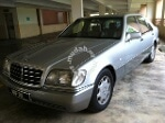 Picture 1993 Mercedes Benz S320L 3.2 (a)