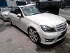Picture 2012 Mercedes C180 AMG Sport Unreg