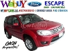 Picture FORD ESCAPE 2009 up to 2014 models