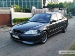 Picture For sale! Honda Civic SiR Body M/T - 1.6L VTEC...