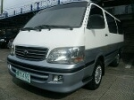 Picture 2000 Toyota HiAce