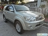 Picture Toyota Fortuner 2.5 2010