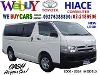Picture Toyota Hiace Commuter New Look Body