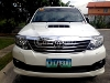 Picture 2014 Toyota fortuner 2.5 V diesel 4x2 AT Assume...