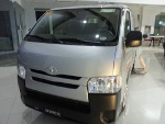 Picture 182k downpayment for toyota hiace commuter