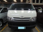 Picture 2010 Toyota Hiace Commuter Diesel M/T Cash or...
